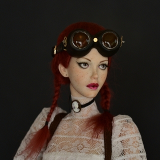 Ursula Steam Punk