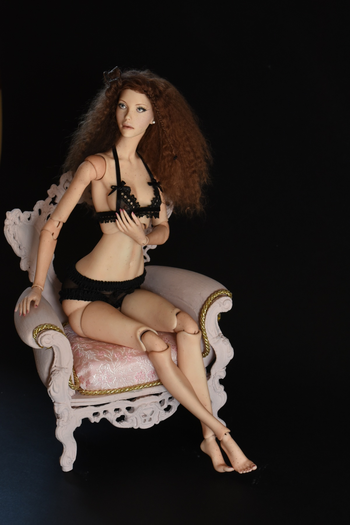 Ball Jointed Doll Amity